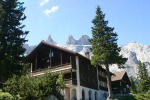 """Jugendbergtour """"Lindauer Hütte"""""""